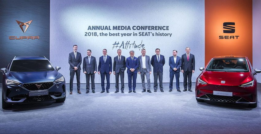SEAT Annual Media Conference 2019