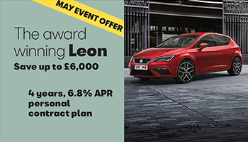 W Livingstone Ltd SEAT Leon offer