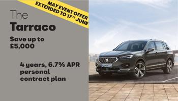 W Livingstone ltd - SEAT Tarraco offer