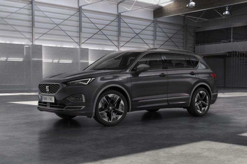 SEAT Tarraco FR Hybrid Concept